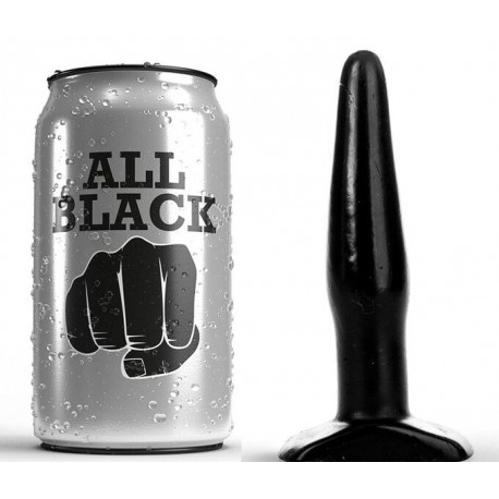 ALL BLACK PLUG NEGRO 11CM
