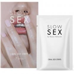 SLOW SEX ORAL SEX STRIPS