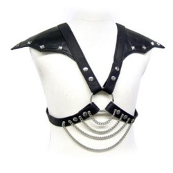 LEATHER BODY METAL Y HOMBROS