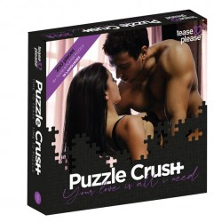 TEASE PLEASE PUZZLE CRUSH YOUR LOVE IS ALL I NEED 200 PC ES EN FR IT DE